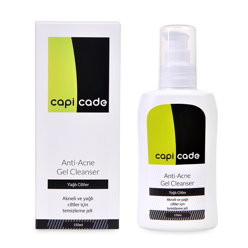 Capicade For Oily Skin Cleansing Gel 150 ml