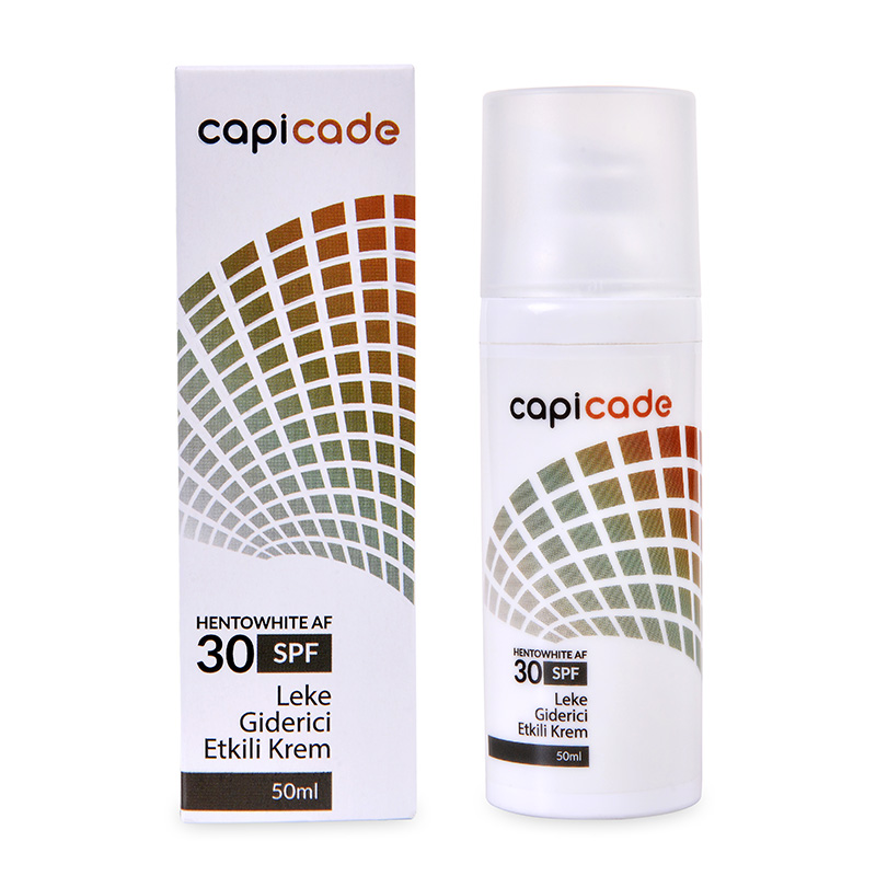 Capicade Stain Remover SPF 30 Cream 50ml